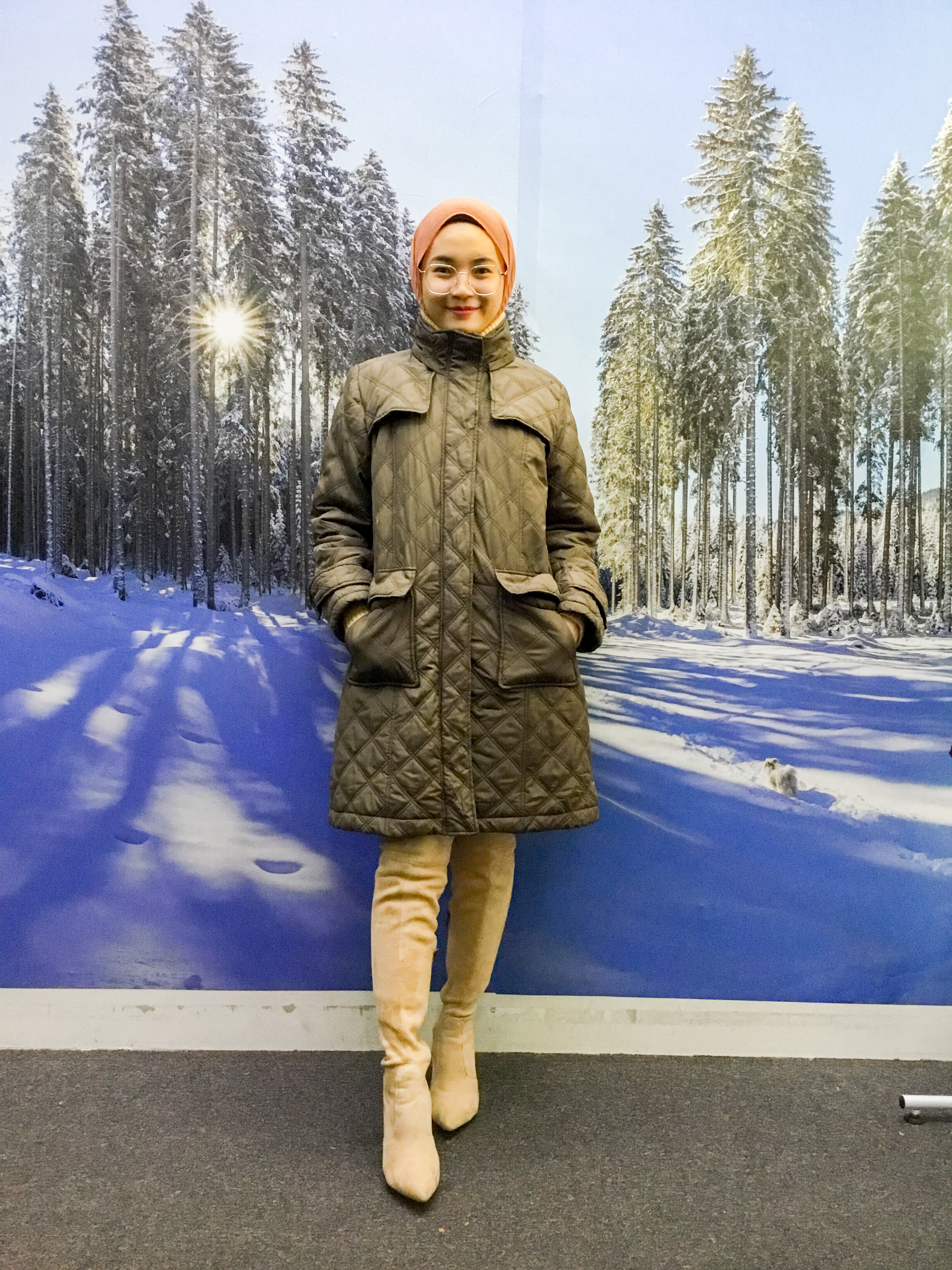 BP6266 ESTIBEN!VOUS WINTER JACKET