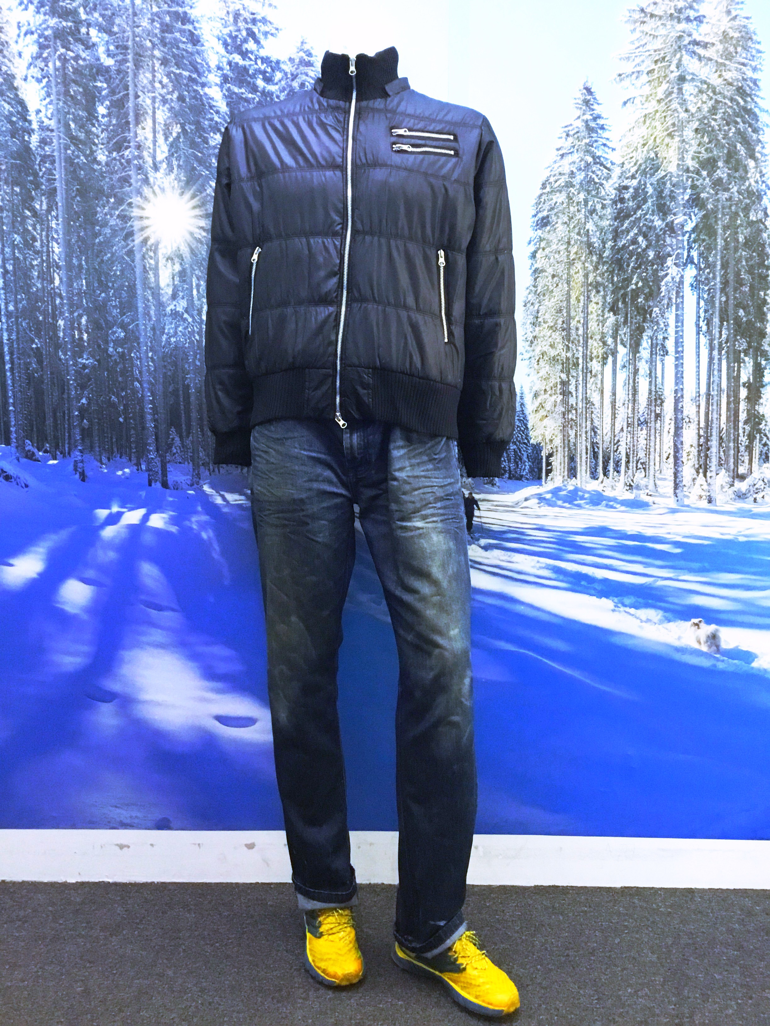 BP4696 ATTICHOMME WINTER JACKET