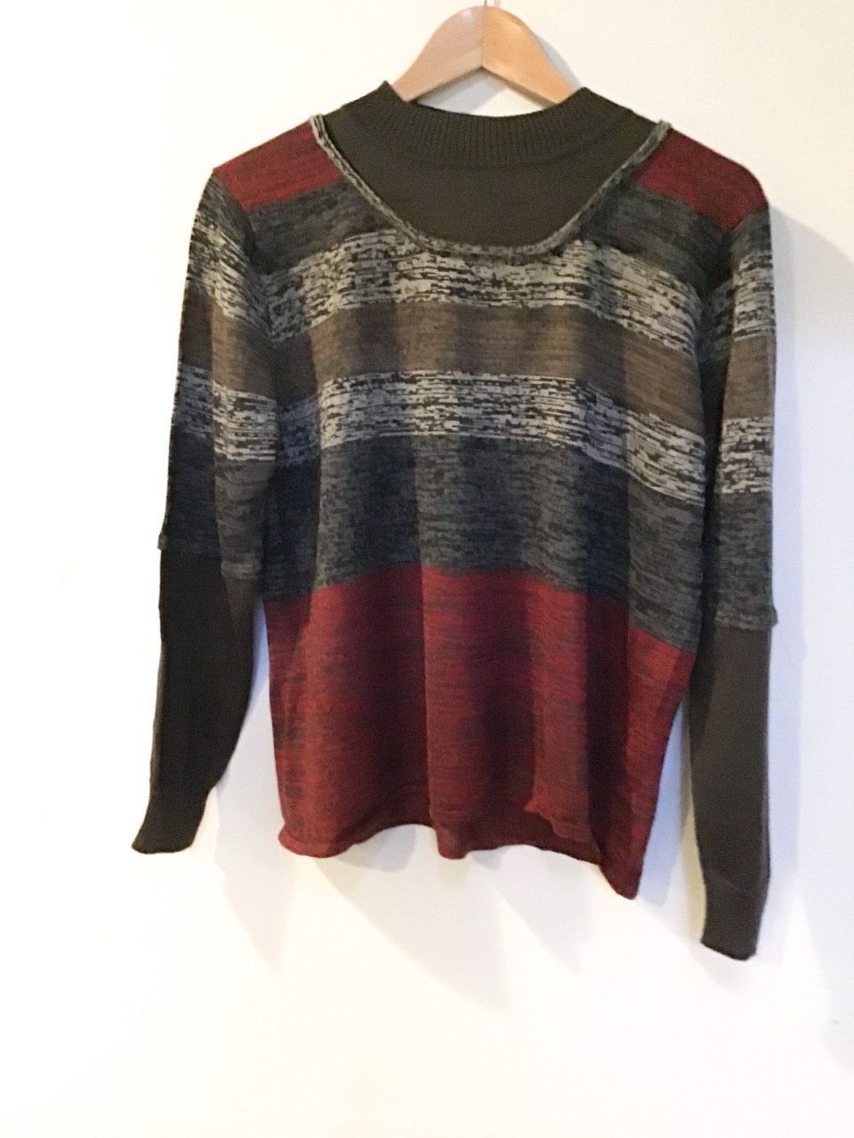 BJ1467 COLLECTIONS KNITWEAR