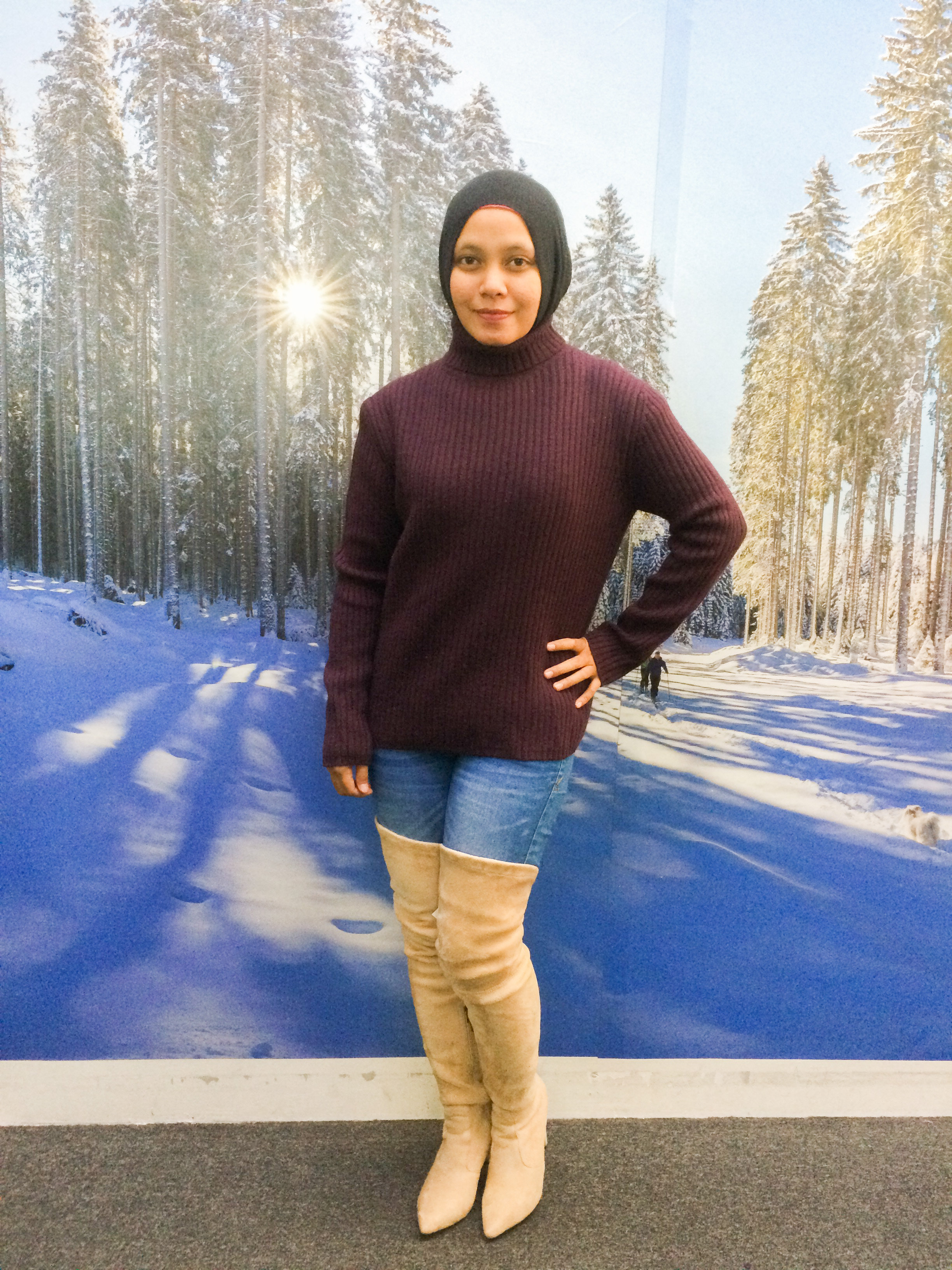 BP5861 UNIQLO KNITWEAR