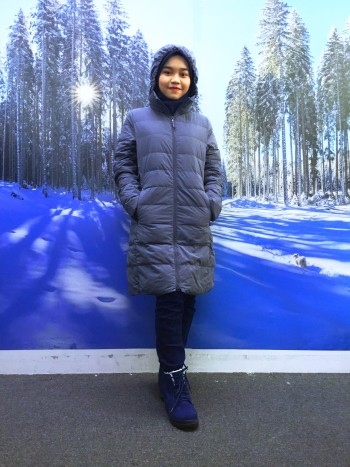 BP5212 UNIQLO LIGHT DOWN JACKET