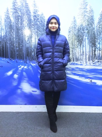 BP5463 UNIQLO DOWN JACKET