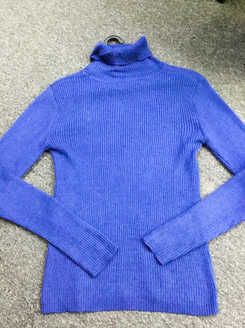 BP6219 BLUE PTRIVE WINTER JACKET - Bundle Preloved