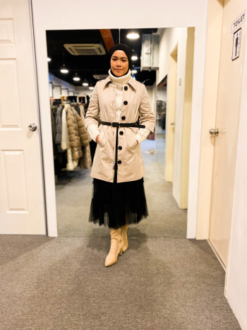 BP6685 RAPUA WINTER JACKET - Bundle Preloved