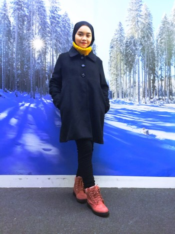 BP5196 UCRONIA WINTER COAT