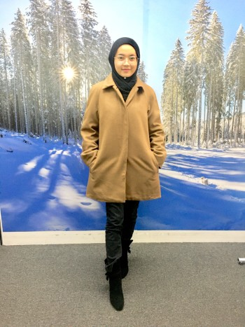 BP5723 SANYO WOOL COAT