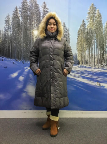 BP6055 COLLECTION DOWN JACKET