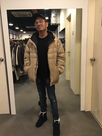 BJ0659 UNIQLO DOWN JACKET