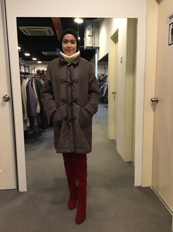 BJ0496 AMISTA WINTER JACKET