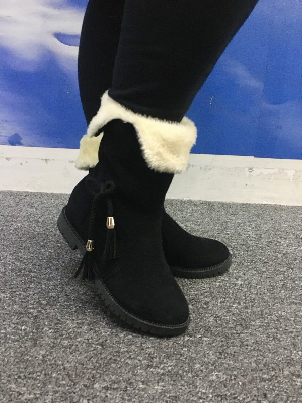 WINTER BOOTS WITH PLUSH - Bundle Preloved