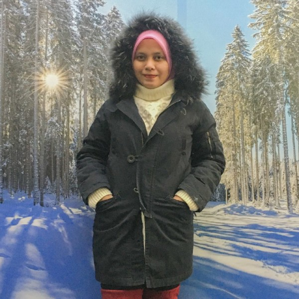BP5933 JEANASIS PARKA WINTER JACKET - Bundle Preloved