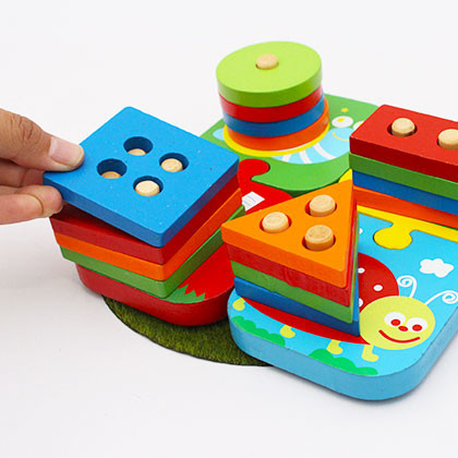 Montessori Puzzle - Kidcited Learning Store