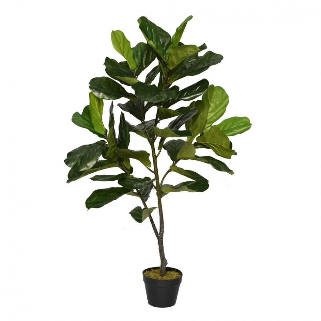 Artificial Fiddle Fig 120cm (Premium Grade)