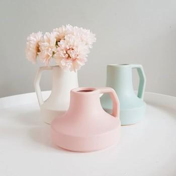 Pastel Jar Vase