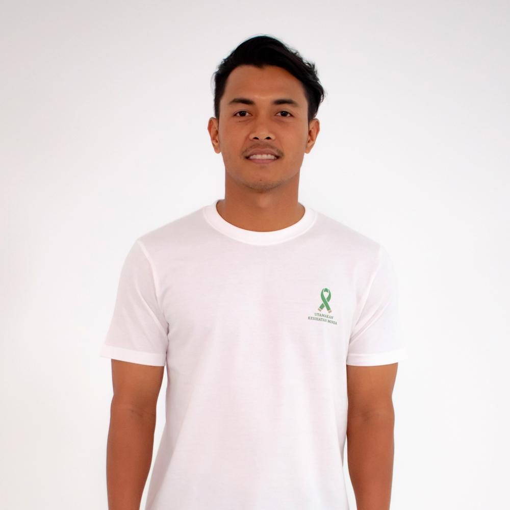 T-shirt – Logo  - Bahasa Melayu