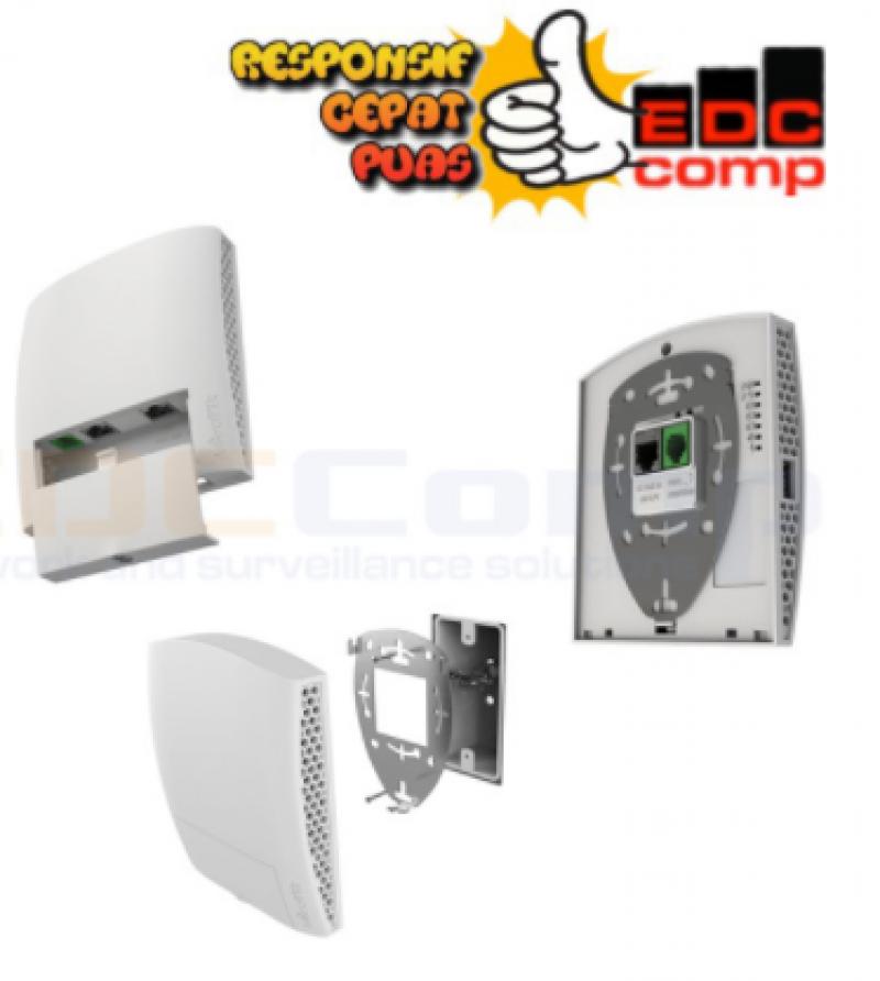 MikroTik Routerboard CRS312-4C+8XG-RM - EdcComp