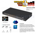 edgeswitch 48port gigabit lite / es-48-lite / es 48 lite - EdcComp