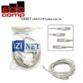 Patch Cord UTP IZINET Cat 6 15 Meter - EdcComp