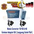 NetLink HTB3100 AB HTB3100AB HTB 3100AB Singlemode Converter - EdcComp