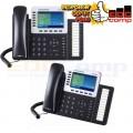 Grandstream GXP2160 IP Phone - GXP2160 High End IP Phone - EdcComp