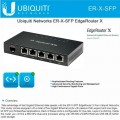 UBIQUITI ER-X-SFP, ER X SFP, Edge Router X SFP - EdcComp