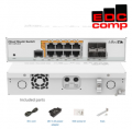 MikroTik CRS112-8P-4S-IN - EdcComp