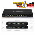 Ubiquiti ER-12P EdgeRouter 12 ports Gigabit, 10 ports POE 24 Volt - EdcComp