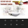 UFO NVR 4CH Panoramic smart WIFI mini NVR support ONVIF - EdcComp