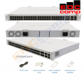 Mikrotik Routerboard CRS354-48G-4S+2Q+RM - EdcComp