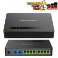 Grandstream HT818 VOIP Gateway - HT818 Grandstream - EdcComp