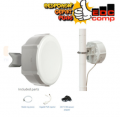 Mikrotik RBSXTG-2HND Embedded Wireless Client 2,4GHz MIMO - EdcComp