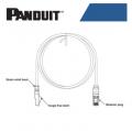 Panduit Patchcord UTP Cat 6 1 meter Warna Biru - EdcComp