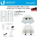 UBNT Rocket M2 / RocketM2 / RM2 - EdcComp
