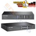 TP-Link TL-SG1016D 16-Port Gigabit Switch TPLink - EdcComp