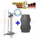 Paket Mikrotik NetMetal 5SHP (RB921UAGS) + mANT 19S 120 Sector - EdcComp