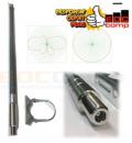 Antenna Omni Hotspot Wifi Dual Band 2.4G / 5.8G 12dBi N-Female - EdcComp