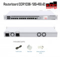 Mikrotik Cloud Core Router CCR1036-12G-4S v2 - EdcComp