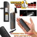 Mini Rechargeable VFL Senter Laser Fiber Optic 30mw 30KM - EdcComp