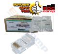 Panduit Netkey Connector RJ45 Cat 6 / Netkey RJ45 Cat 5E NKPLG-X - EdcComp