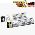 HAWK SFP Bidirectional Pair Transceiver SFP-1G-BiDi-S - 1Pasang - EdcComp