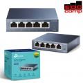 Gigabit 5-Port 10/100/1000Mbps Desktop Switch TL-SG105 TP-Link - EdcComp