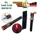 VFL Visual Fault Locator 10mW 10KM | Senter FO - EdcComp