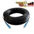 Kabel FO Preconnectorized 250 Meter/Precon Fiber Optic 250M - EdcComp