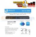 UBIQUITI ES-16-150W EDGE SWITCH 16 PORT POE 150 WATT - EdcComp