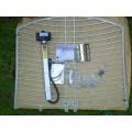 Kenbotong Antenna Antena Grid KBT 2.4GHz 24dBi TDJ2400A - EdcComp