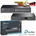 TP-LInk TL-SG1016PE 16-Port Gigabit Easy Smart PoE Switch - EdcComp