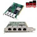 Intel® PRO/1000 MT Quad Port Server Adapter - EdcComp