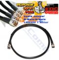 Cable Jumper N-Male to N-Male LMR400 1 Meter LMR-400 Kabel - EdcComp