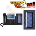 Grandstream GXP2200 EXT - GXP2200 E Android IP Phone Extension - EdcComp