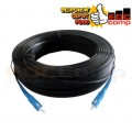 Kabel FO Preconnectorized 300 Meter/Precon Fiber Optic 300M - EdcComp
